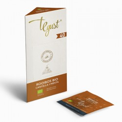 40 – Organic Rooibos with cinnamon and mint