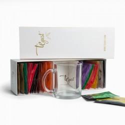 Caixa Degustació Tegust - Amb tassa i 24 sobres