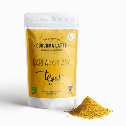 Cúrcuma Latte BIO Carla Zaplana
