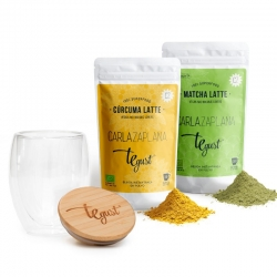 YELLOW & GREEN SUPERFOOD